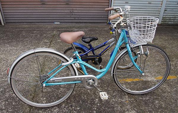 不要自転車引取
