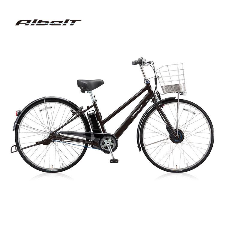 電動アシスト自転車アルベルトe