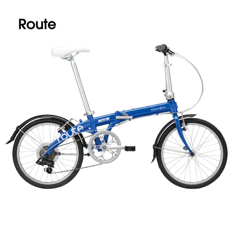 折りたたみ自転車ルート